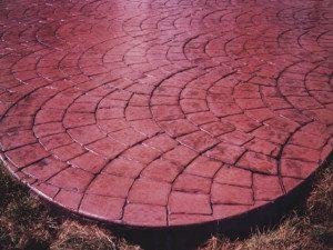 beton amprentat pitesti