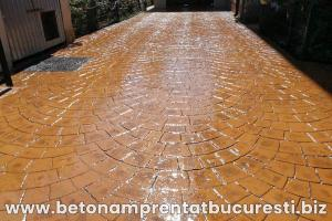 beton amprentat pitesti 4