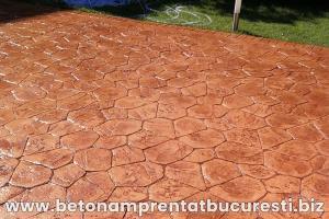 beton amprentat targoviste 2